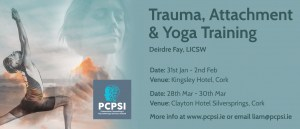Trauma, Attachment & Yoga Training with Deirdre Fay, LICSW